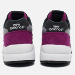 Женские кроссовки New Balance WRT580KG Navy Blue/Purple фото- 5