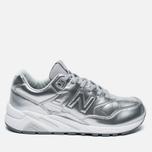 Женские кроссовки New Balance WRT580MS Silver/White фото- 0