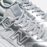 Женские кроссовки New Balance WRT580MS Silver/White фото- 3