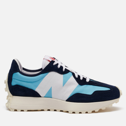 Женские кроссовки New Balance WS327CPB Navy/Sky Blue/White