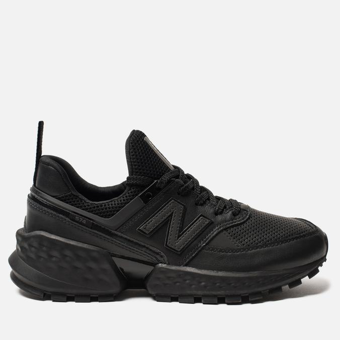 Женские кроссовки New Balance WS574FSA Core Black