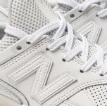 Женские кроссовки New Balance WS574FSC Core White фото- 6
