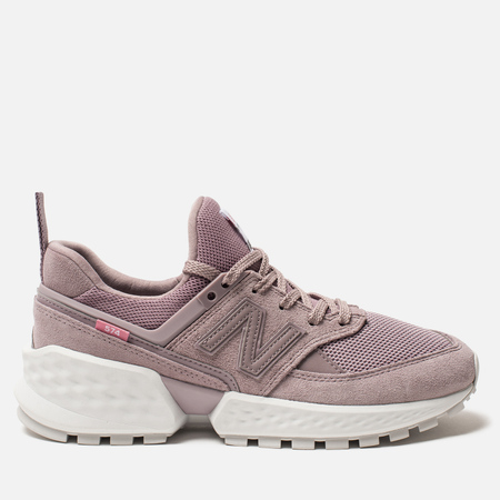 Женские кроссовки New Balance WS574TEA Cashmere/Tea/White