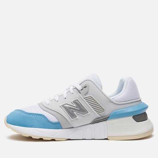 Женские кроссовки New Balance WS997GFK White/Blue