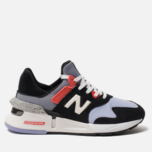 Женские кроссовки New Balance WS997JCD 997 Sport Purple/Black фото- 3