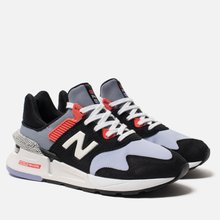 Женские кроссовки New Balance WS997JCD 997 Sport Purple/Black фото- 0