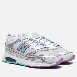 Женские кроссовки New Balance WSXRCHKB X-Racer Grey/Blue