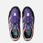 Женские кроссовки New Balance WSXRCRQ X-Racer Purple/Orange фото - 1