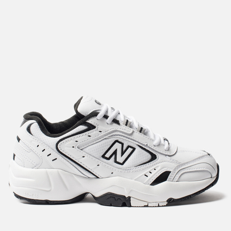 Женские кроссовки New Balance WX452SB White/Black