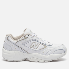 Женские кроссовки New Balance WX452SG White/Grey фото- 4