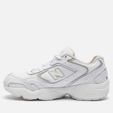 Женские кроссовки New Balance WX452SG White/Grey фото- 1
