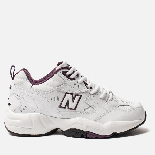 Женские кроссовки New Balance WX608DC1 White/Purple