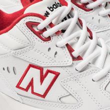 Женские кроссовки New Balance WX608TR1 White/Red фото- 6