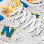 Женские кроссовки New Balance WX608WP1 White/Blue фото- 6