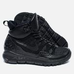 Кроссовки Nike ACG Lupinek Flyknit Black/Anthracite фото- 2