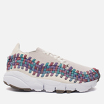 Женские кроссовки Nike Air Footscape Woven Sail/White/Red Stardust/Orchid Mist фото- 0