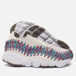Женские кроссовки Nike Air Footscape Woven Sail/White/Red Stardust/Orchid Mist фото- 2