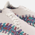 Женские кроссовки Nike Air Footscape Woven Sail/White/Red Stardust/Orchid Mist фото- 5