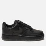 Женские кроссовки Nike Air Force 1 '07 Ess Black/Black/Black фото- 0