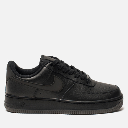 Женские кроссовки Nike Air Force 1 '07 Ess Black/Black/Black