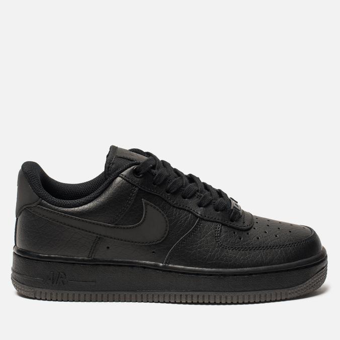 Женские кроссовки Nike Air Force 1 '07 Ess Black/Black/Black