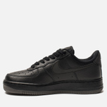 Женские кроссовки Nike Air Force 1 '07 Ess Black/Black/Black фото- 2