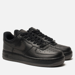 Женские кроссовки Nike Air Force 1 '07 Ess Black/Black/Black фото- 1