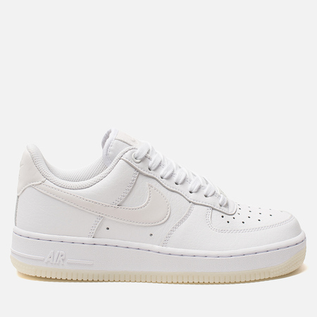 Женские кроссовки Nike Air Force 1 '07 Ess White/White/White