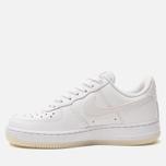 Женские кроссовки Nike Air Force 1 '07 Ess White/White/White фото- 1