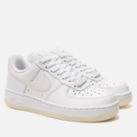 Женские кроссовки Nike Air Force 1 '07 Ess White/White/White фото- 2