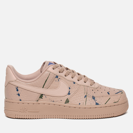 Женские кроссовки Nike Air Force 1 '07 LX Particle Beige/Particle Beige