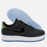 Женские кроссовки Nike Air Force 1 '07 Premium Black/Pure Platinum фото- 1