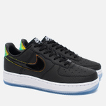 Женские кроссовки Nike Air Force 1 '07 Premium Black/Pure Platinum фото- 2