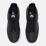 Женские кроссовки Nike Air Force 1 '07 Premium Black/Pure Platinum фото- 4