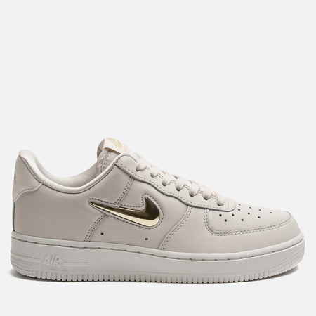 Женские кроссовки Nike Air Force 1 '07 Premium LX Phantom/Metallic Gold Star