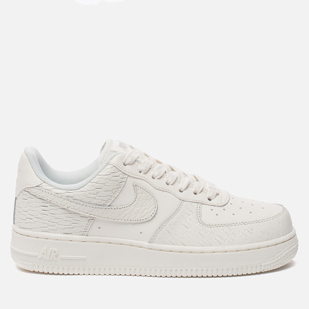 Женские кроссовки Nike Air Force 1 '07 Premium Sail/Sail/Light Bone/White