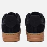 Женские кроссовки Nike Air Force 1 '07 SE Black/Black/Gum Medium Brown/Ivory фото- 3