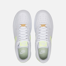 Женские кроссовки Nike Air Force 1 '07 White/Barely Volt/White/White фото- 1