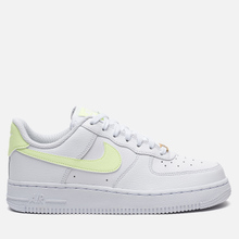 Женские кроссовки Nike Air Force 1 '07 White/Barely Volt/White/White фото- 3