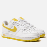 Женские кроссовки Nike Air Force 1 '07 White/Bright Citron фото- 2
