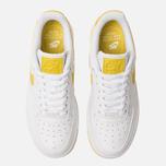Женские кроссовки Nike Air Force 1 '07 White/Bright Citron фото- 4