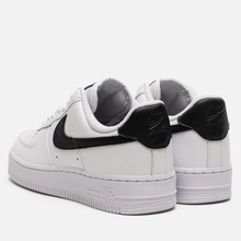 Женские кроссовки Nike Air Force 1 '07 White/White/Black фото- 2