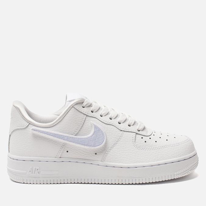 6392d860 Женские кроссовки Nike Air Force 1-100 White/White/White AQ3621-111