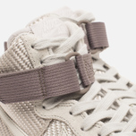 Женские кроссовки Nike Air Force 1 Hi PRM Light Bone фото- 5