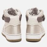 Женские кроссовки Nike Air Force 1 Hi PRM Light Bone фото- 3