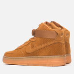 Женские кроссовки Nike Air Force 1 Hi Suede Tawny/Tawny фото- 2