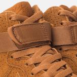 Nike Air Force 1 Hi Suede Women's Sneakers Tawny/Tawny photo- 5