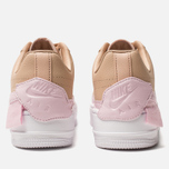 Женские кроссовки Nike Air Force 1 Jester XX Bio Beige/Pink Force/White фото- 3