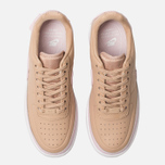 Женские кроссовки Nike Air Force 1 Jester XX Bio Beige/Pink Force/White фото- 5