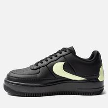 Женские кроссовки Nike Air Force 1 Jester XX Black/Barely Volt фото- 2